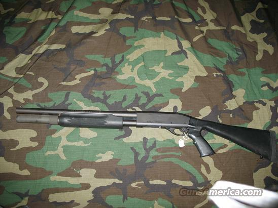 Remington 870 Express 12ga USED  Guns > Shotguns > Remington Shotguns  > Pump > Tactical