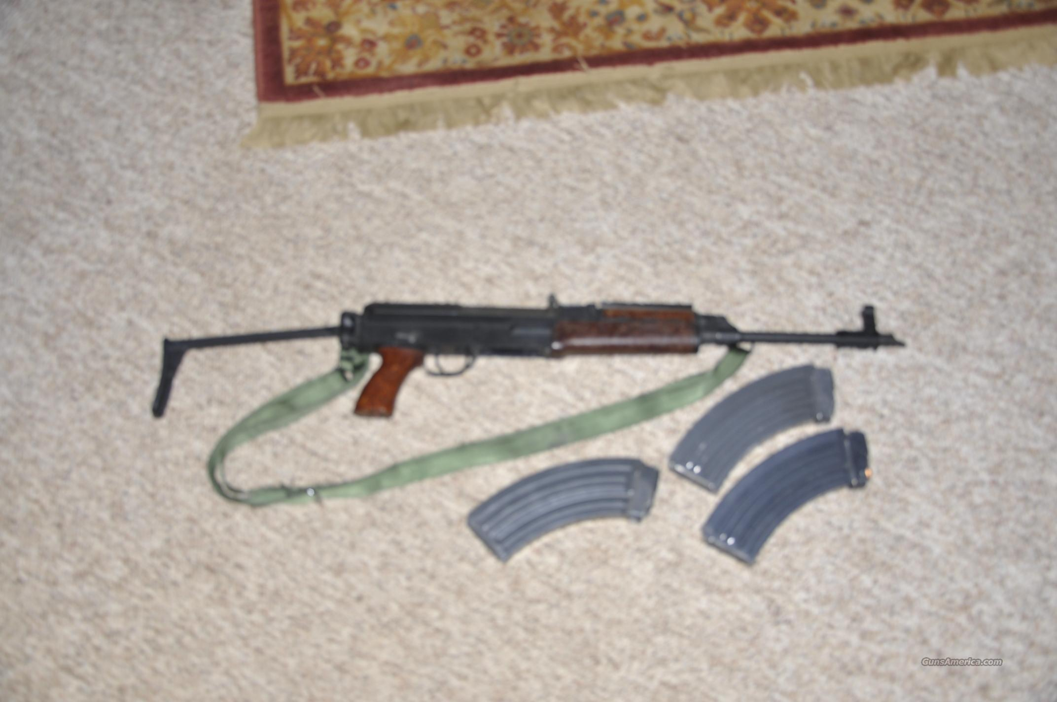 VZ2008 Sporter  Guns > Rifles > AK-47 Rifles (and copies) > Folding Stock