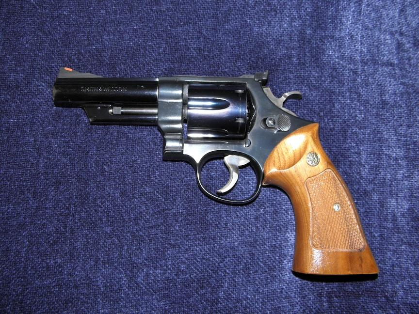 Smith & Wesson 25-5 45 Long Colt  Guns > Pistols > Smith & Wesson Revolvers > Full Frame Revolver
