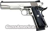 S&W 1911 Nickel Plated  Guns > Pistols > Smith & Wesson Pistols - Autos > Steel Frame
