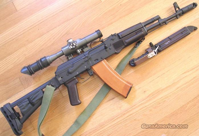 Pre 1989, Bulgarian, AK 74, .223   Guns > Rifles > AK-47 Rifles (and copies) > Folding Stock