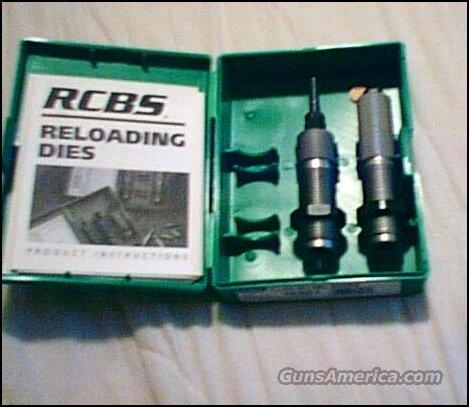 RCBS 204 Ruger FL 2 die set  Non-Guns > Reloading > Equipment > Metallic > Dies