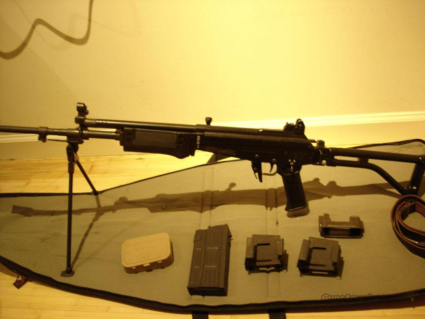 Preban IMI Galil in .308 Only marked with Magnum Research stampings  Guns > Rifles > Galil Rifles