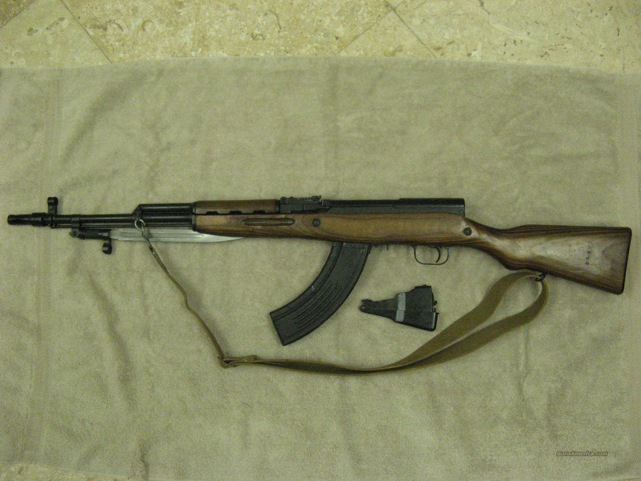 Russian SKS 1950 Tula  Guns > Rifles > SKS Rifles