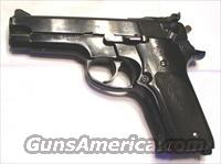 S&W Model 59  Guns > Pistols > Smith & Wesson Pistols - Autos > Steel Frame