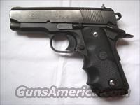 Colt Officers Model -Lightweight  Guns > Pistols > Colt Automatic Pistols (1911 & Var)
