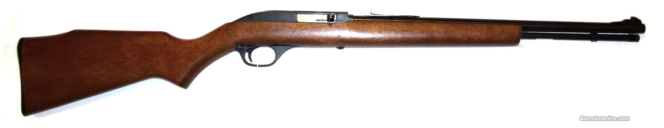 Marlin   Model 75 C  Guns > Rifles > Marlin Rifles > Modern > Semi-auto