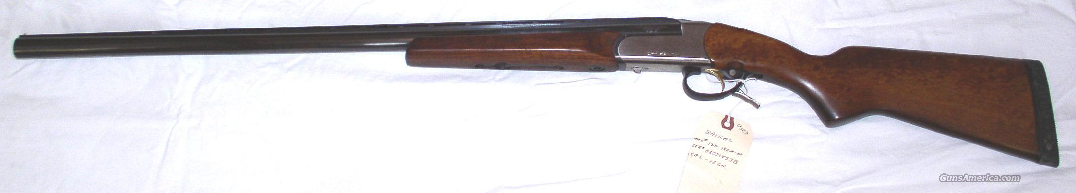 Baikel    Model  1ZH18EM  Guns > Shotguns > Baikal Shotguns > Single Shot