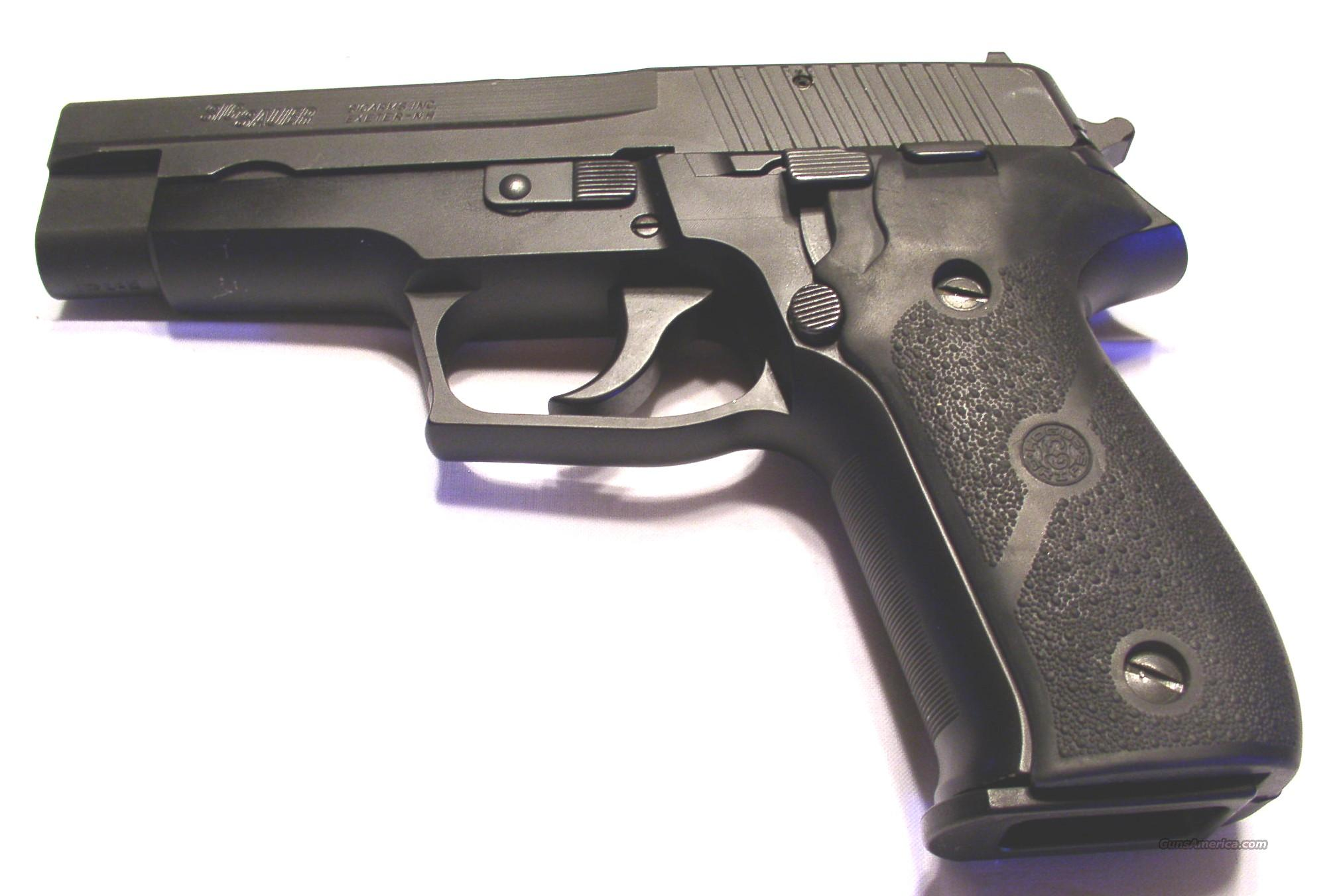 Sigarms P226  Guns > Pistols > Sig - Sauer/Sigarms Pistols > P226