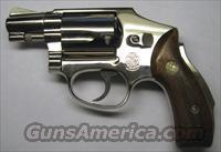 Smith & Wesson Model 42 Airweight  Guns > Pistols > Smith & Wesson Revolvers > Pocket Pistols