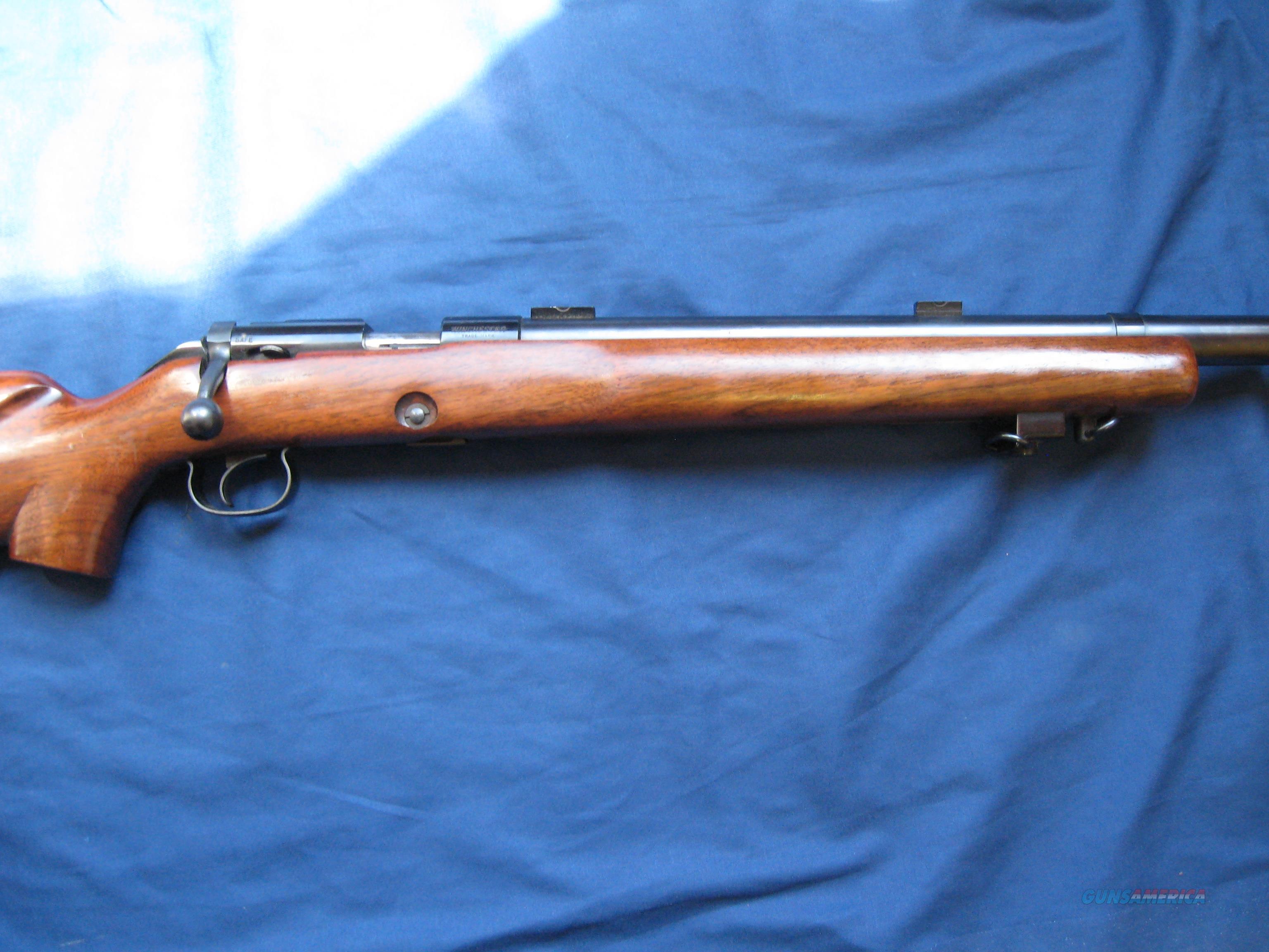 Gt Auto Sales >> Winchester Pre 64 Model 52 Heavy Barrel for sale
