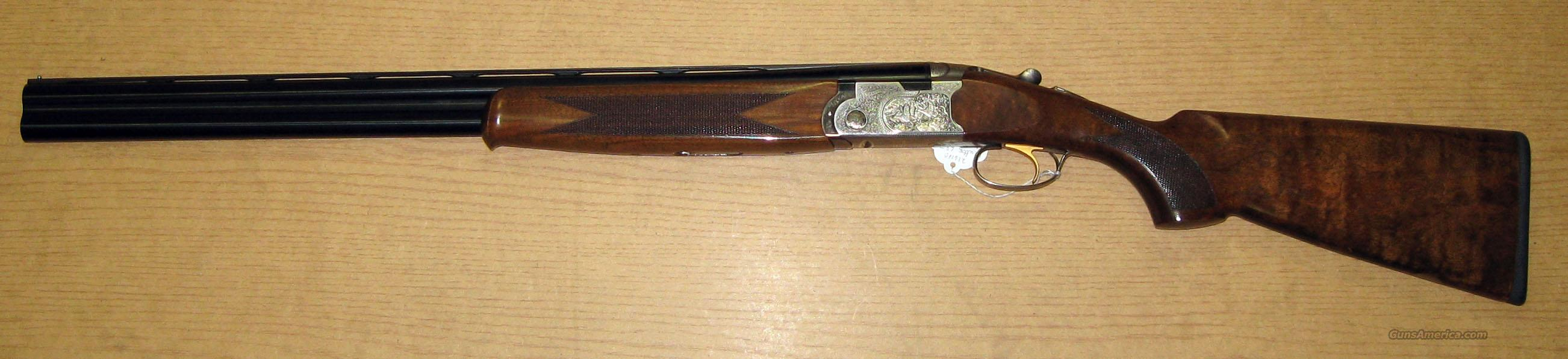 Beretta 687 Silver Pigeon II 12ga.  Guns > Shotguns > Beretta Shotguns > O/U > Trap/Skeet