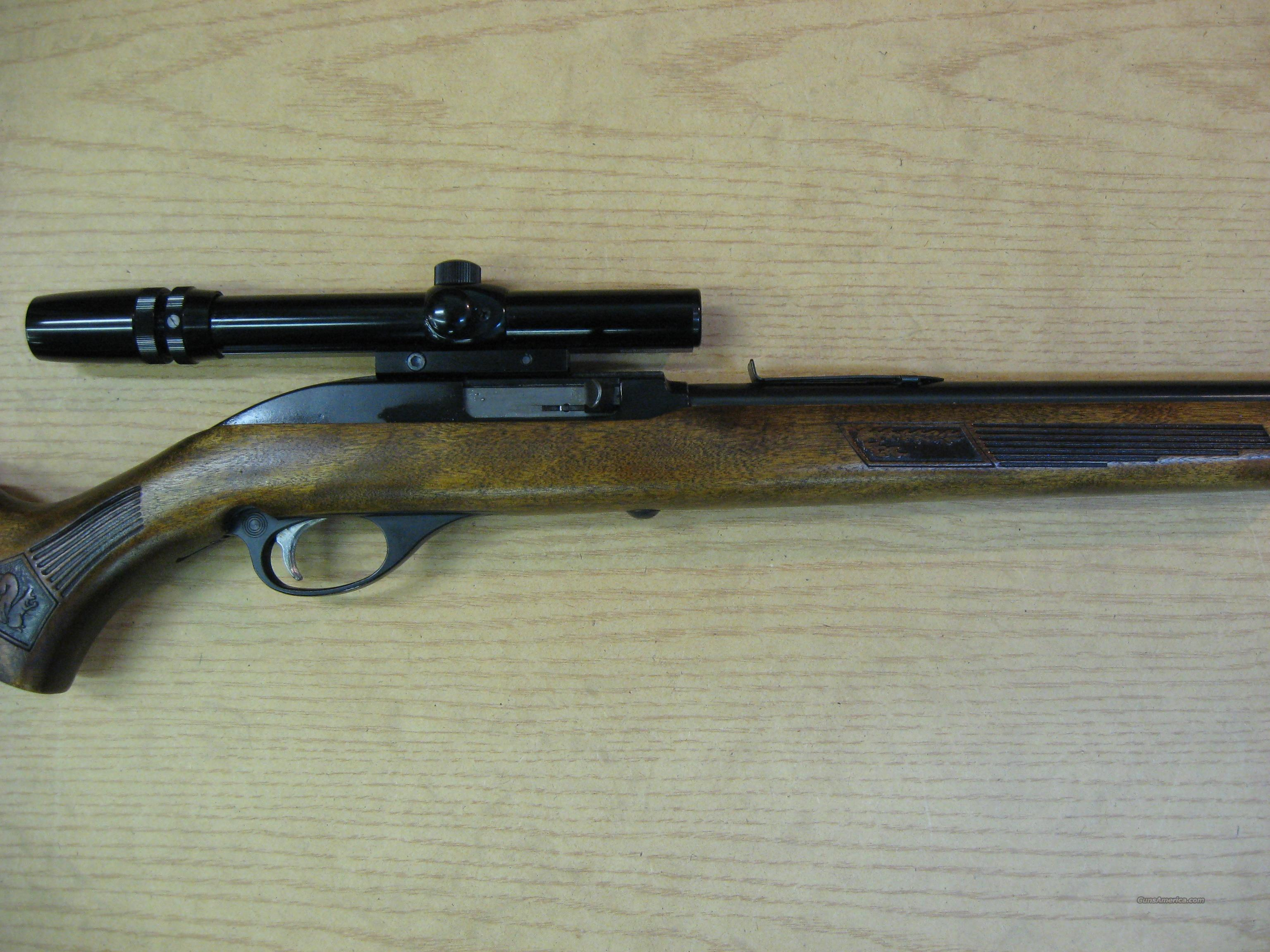 Glenfield Mod 60 22LR  Guns > Rifles > Marlin Rifles > Modern > Semi-auto