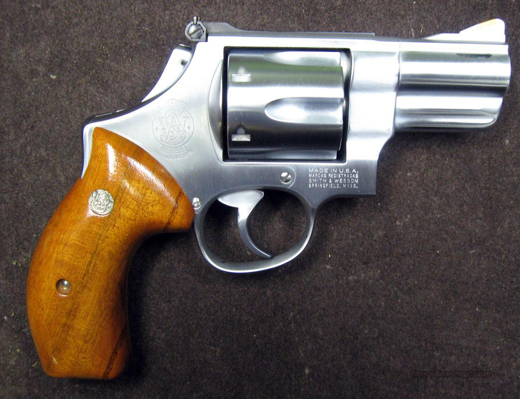 Smith & Wesson Customized 57-1 .41mag  Guns > Pistols > Smith & Wesson Revolvers > Full Frame Revolver
