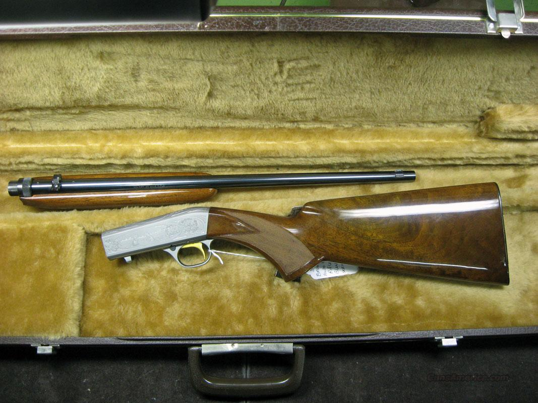 Browning Semi-Auto TakeDown 22lr  Guns > Rifles > Browning Rifles > Semi Auto > Hunting