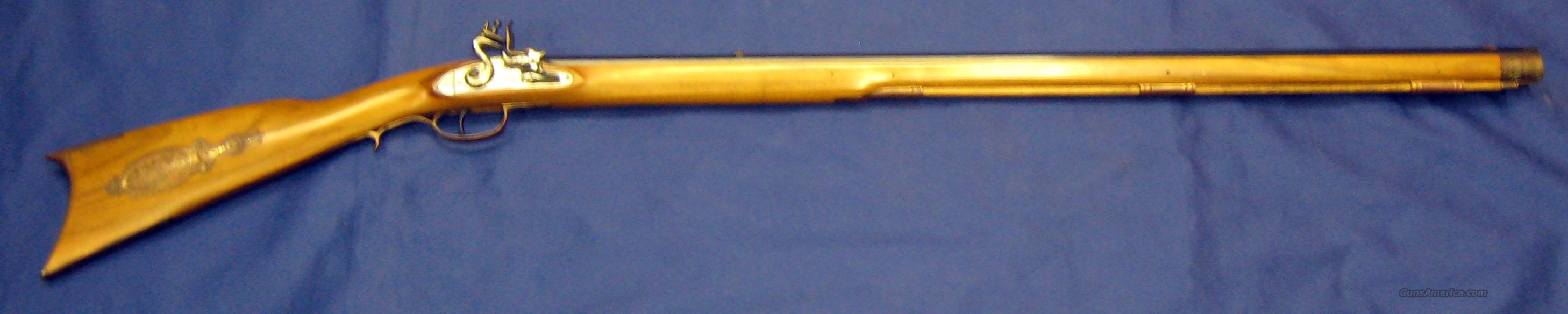 EuroArms Flintlock Kentucky Rifle .44Cal.  Guns > Rifles > E Misc Rifles