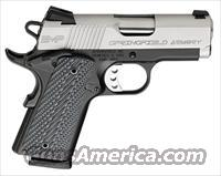 SPRINGFIELD Model 1911-A1 Enhanced Micro Pistol .40SW 3B BI-TONE  1911 Pistol Copies (non-Colt)