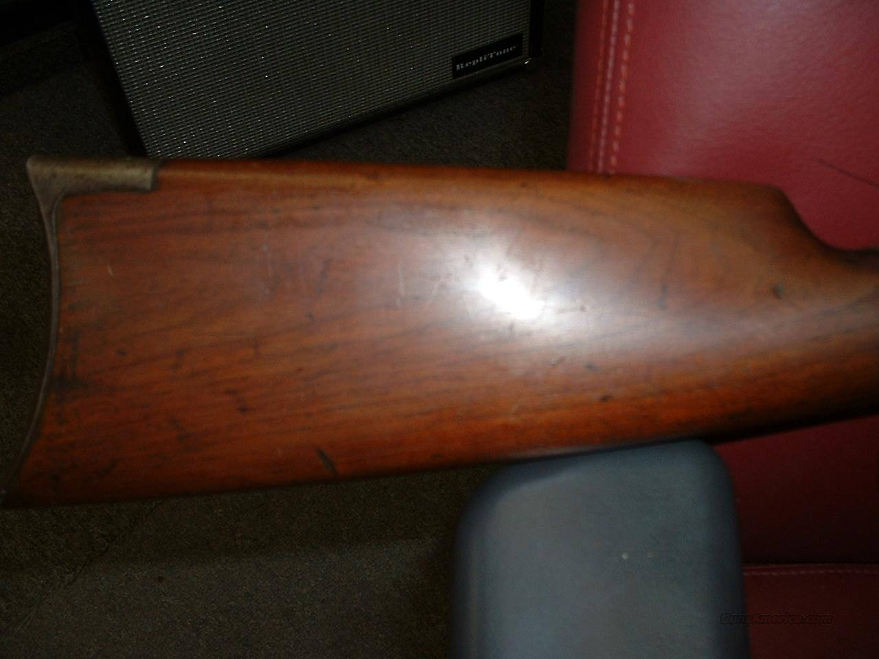 Winchester 1892 Made in 1902  Guns > Rifles > Winchester Rifles - Modern Lever > Other Lever > Pre-64
