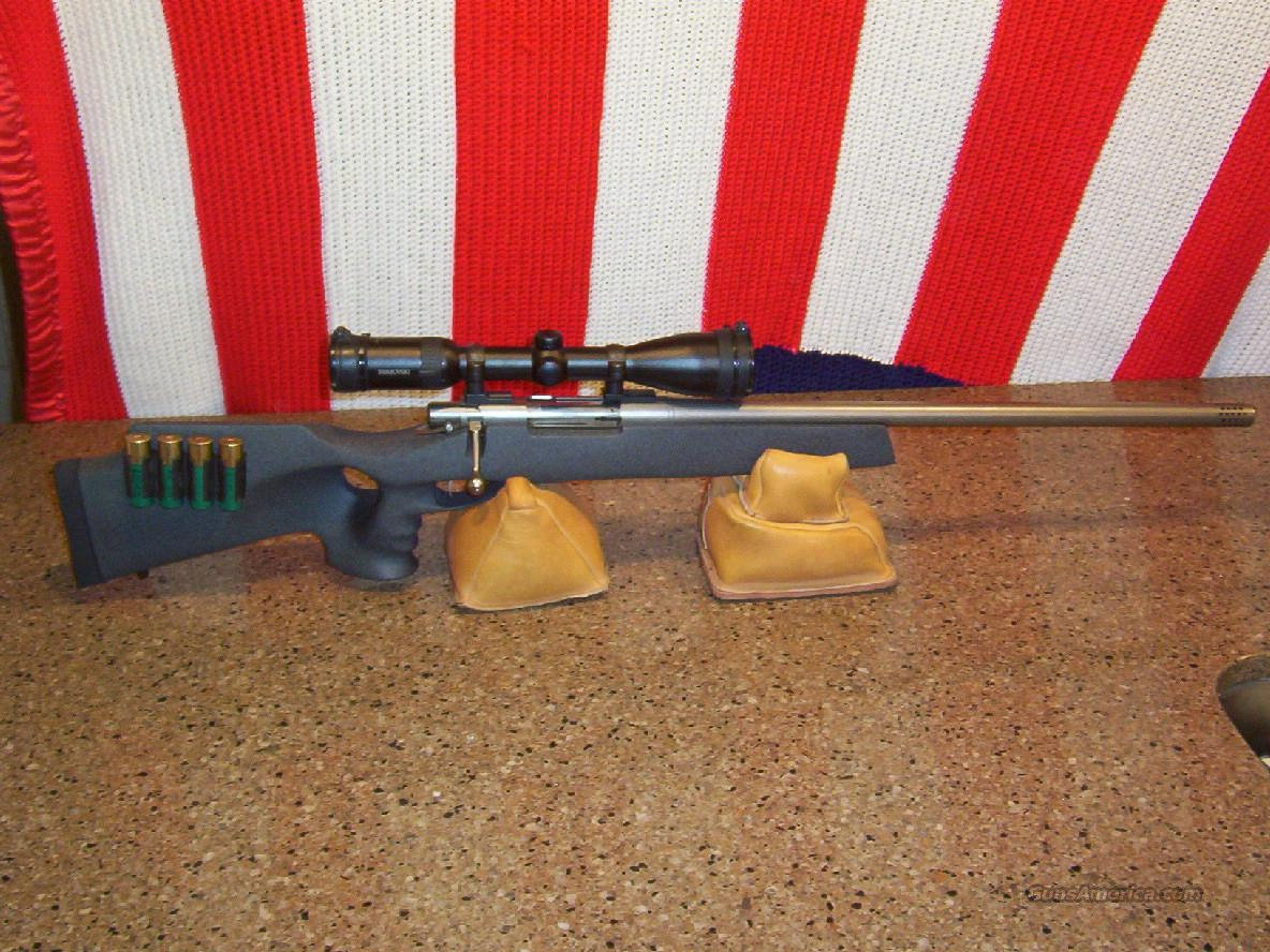 Tar Hunt 12 Gauge Bolt Action With H-S Precision Stock  Guns > Shotguns > A Misc Shotguns