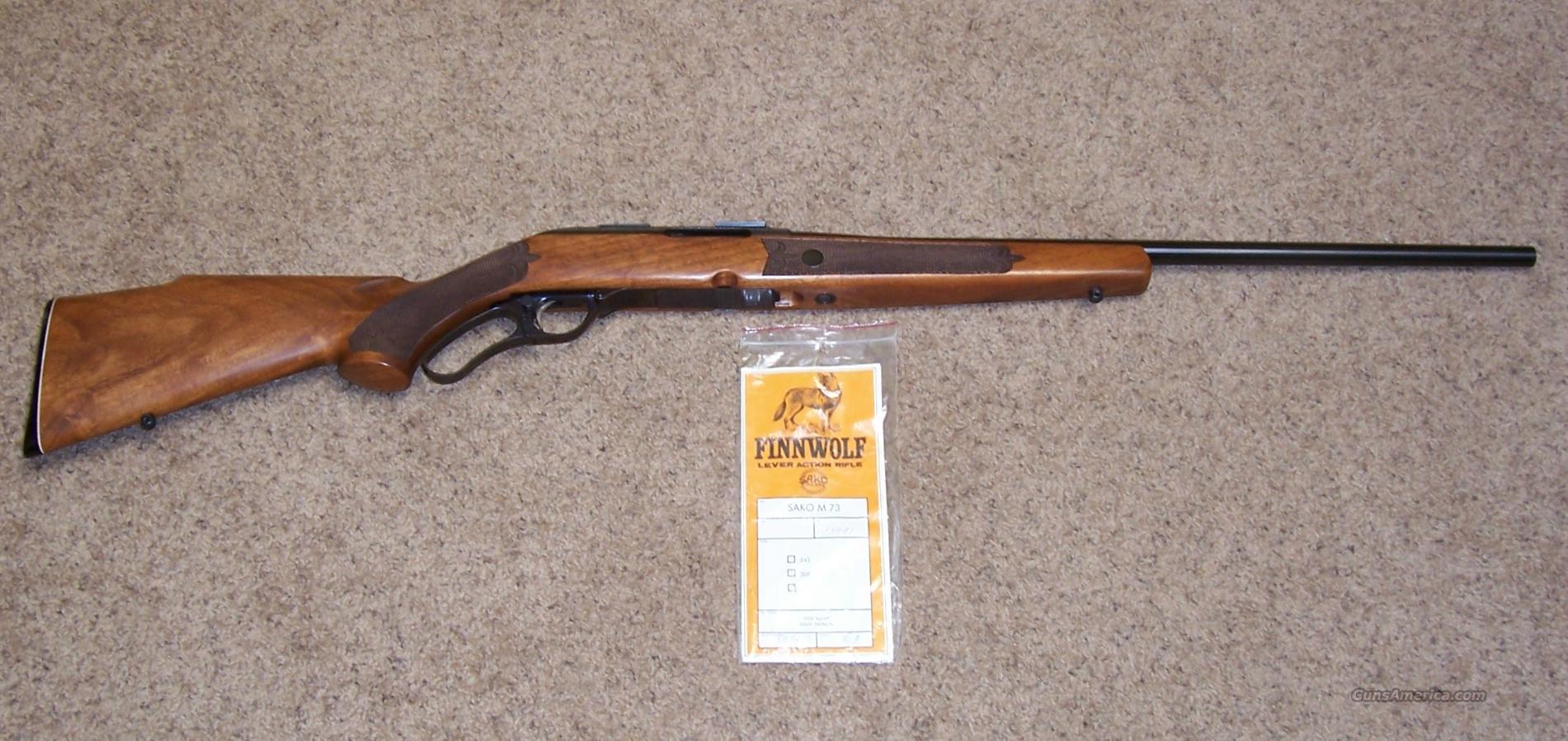 SAKO Finnwolf  Guns > Rifles > Sako Rifles
