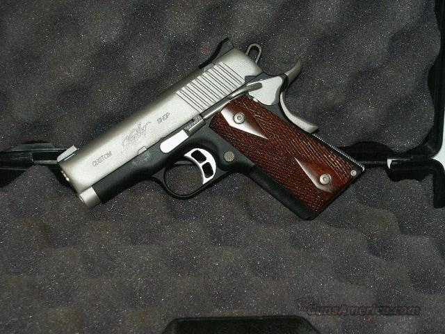 Ultra CDP II Custom Shop  Guns > Pistols > Kimber of America Pistols
