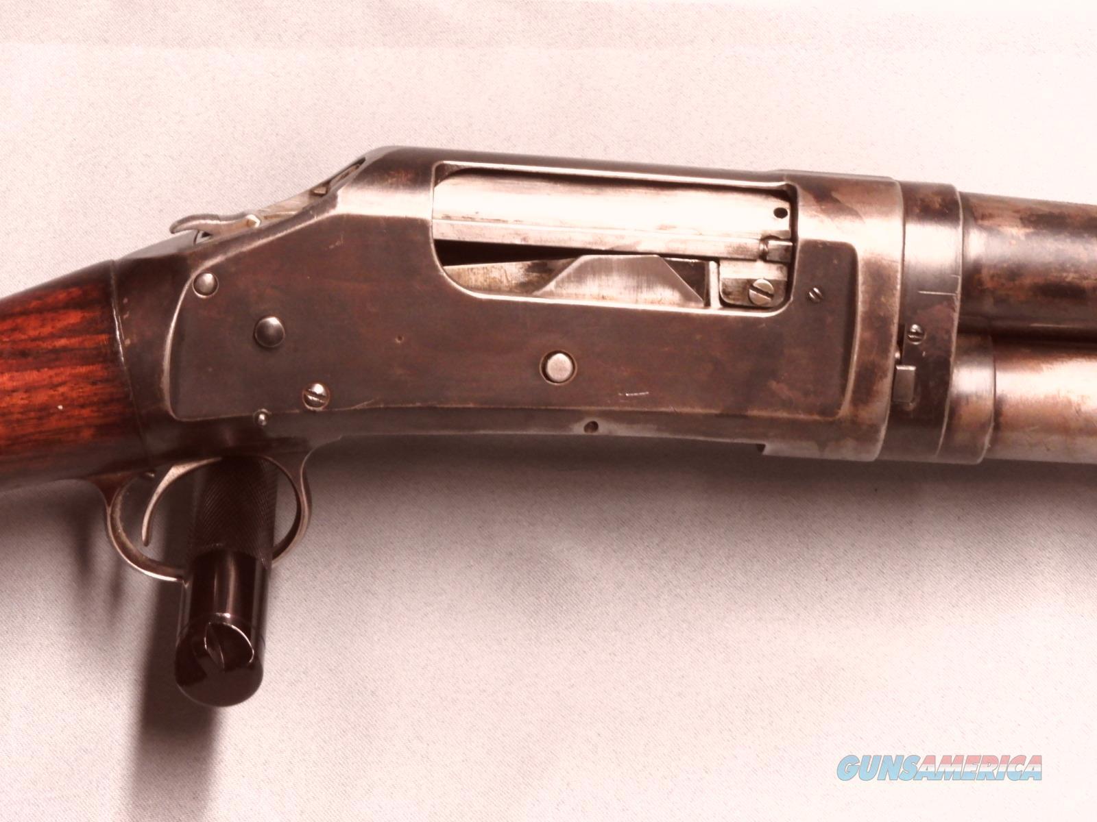 Winchester 1897  Guns > Shotguns > Winchester Shotguns - Modern > Pump Action > Hunting