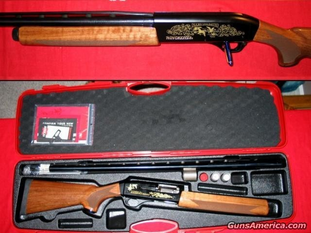 Super X2 - Ducks Unlimited  Guns > Shotguns > Winchester Shotguns - Modern