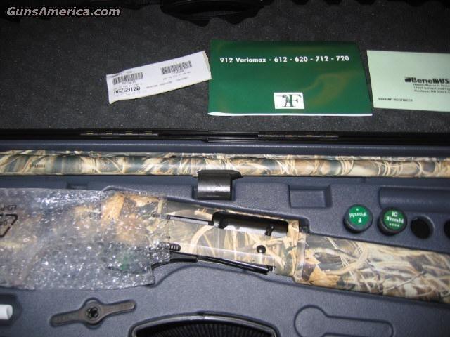 Ducks Unlimited Variomax 912  Guns > Shotguns > Franchi Shotguns