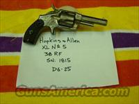 Hopkins & Allen XL No 5  Hopkins & Allen Pistols