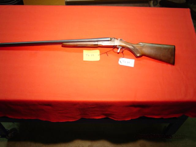 Fox Model B by Savage, 12 ga  Guns > Shotguns > Fox Shotguns