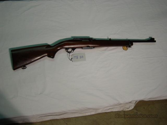 Winchester 100,308 carbine,1965 manufacture  Guns > Rifles > Winchester Rifles - Modern Bolt/Auto/Single > Autoloaders
