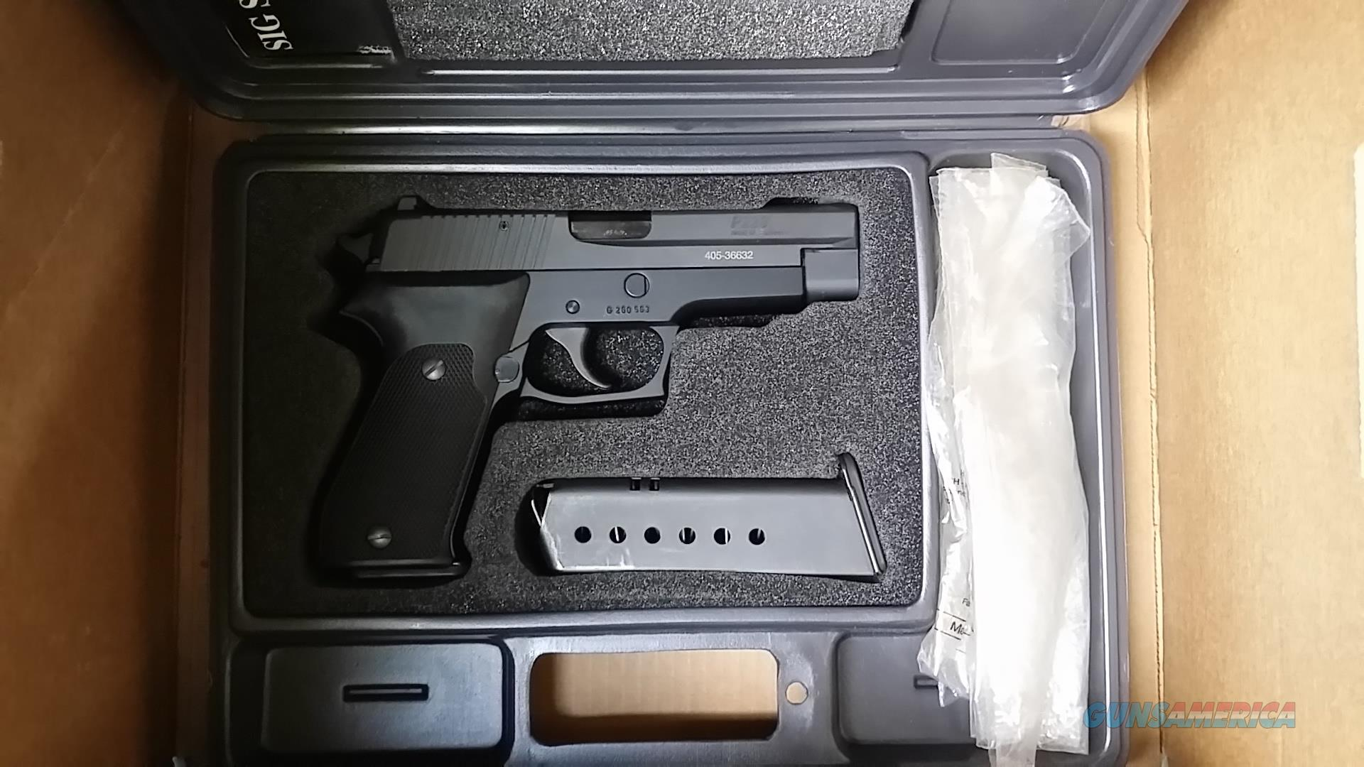 SIG SAUER German P220 45ACP Texas Department of Public Safety Issue  Guns > Pistols > Sig - Sauer/Sigarms Pistols > P220