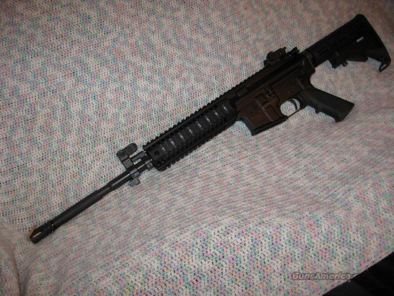 Colt LE6940 w/Holographic Sight  Guns > Rifles > Colt Military/Tactical Rifles