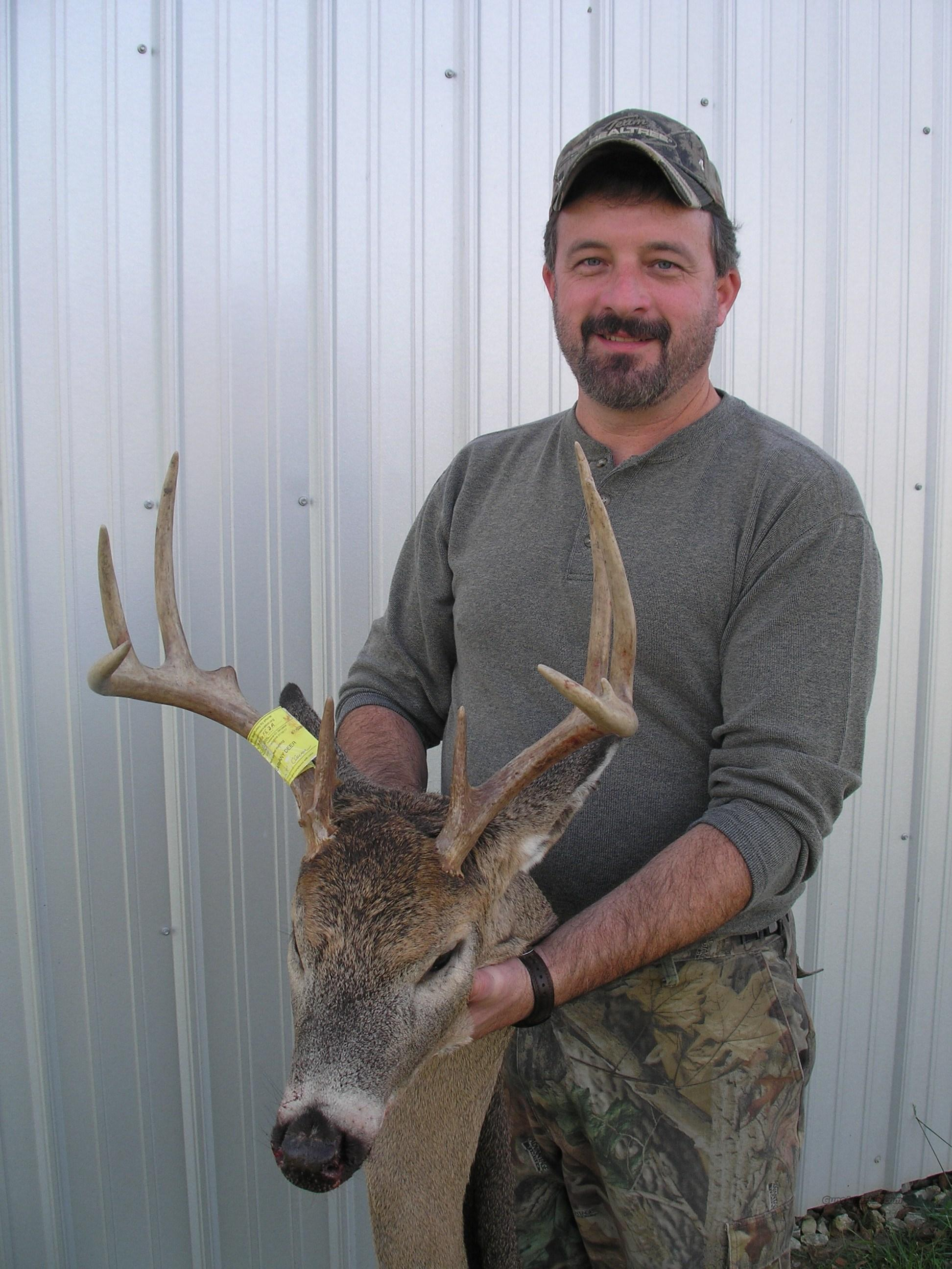 Missouri Whitetail Any Deer - Muzzleloader  Non-Guns > Hunting Trips