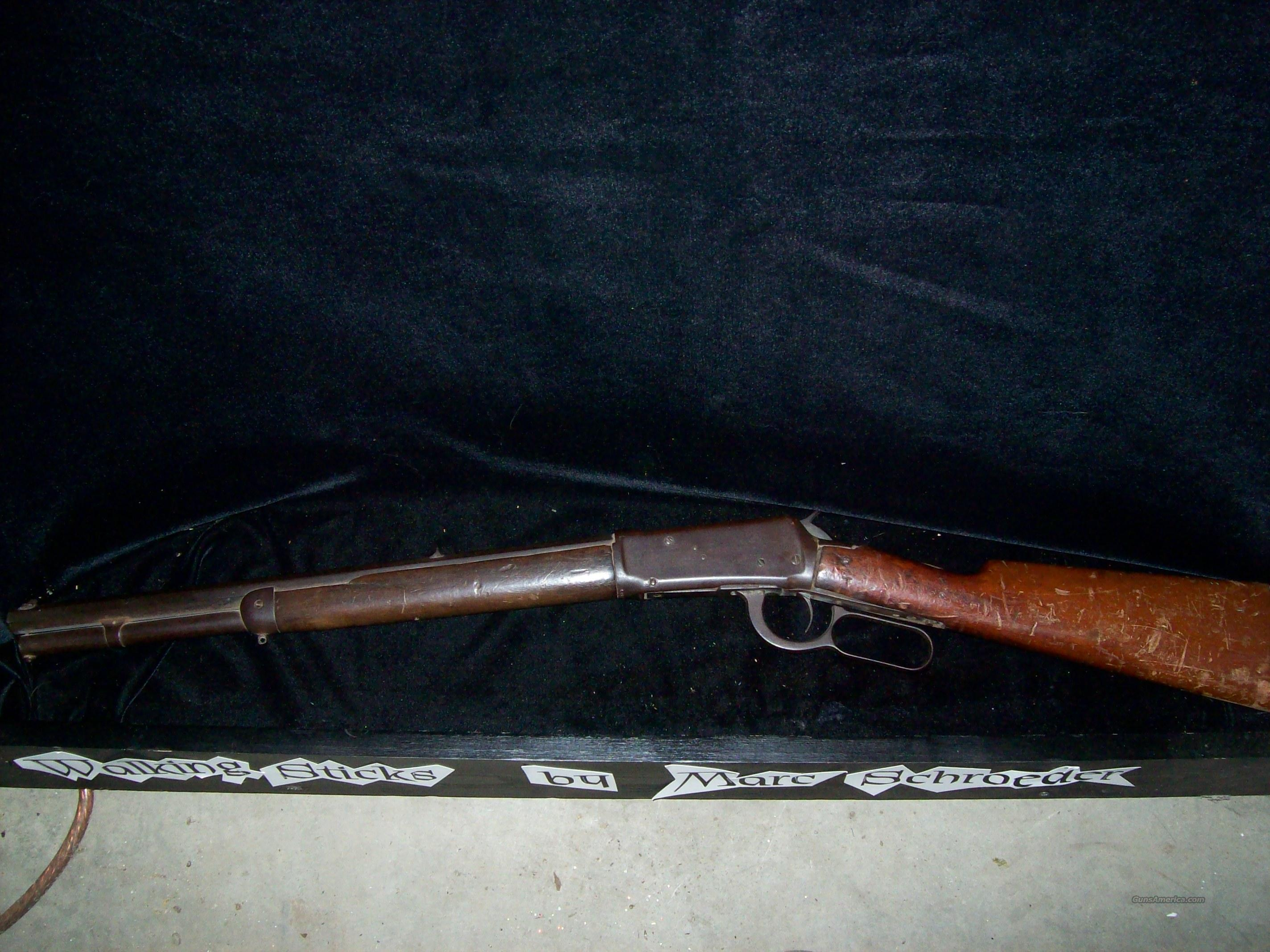 .30 WCF 1894 winchester  Guns > Rifles > Winchester Rifles - Pre-1899 Lever