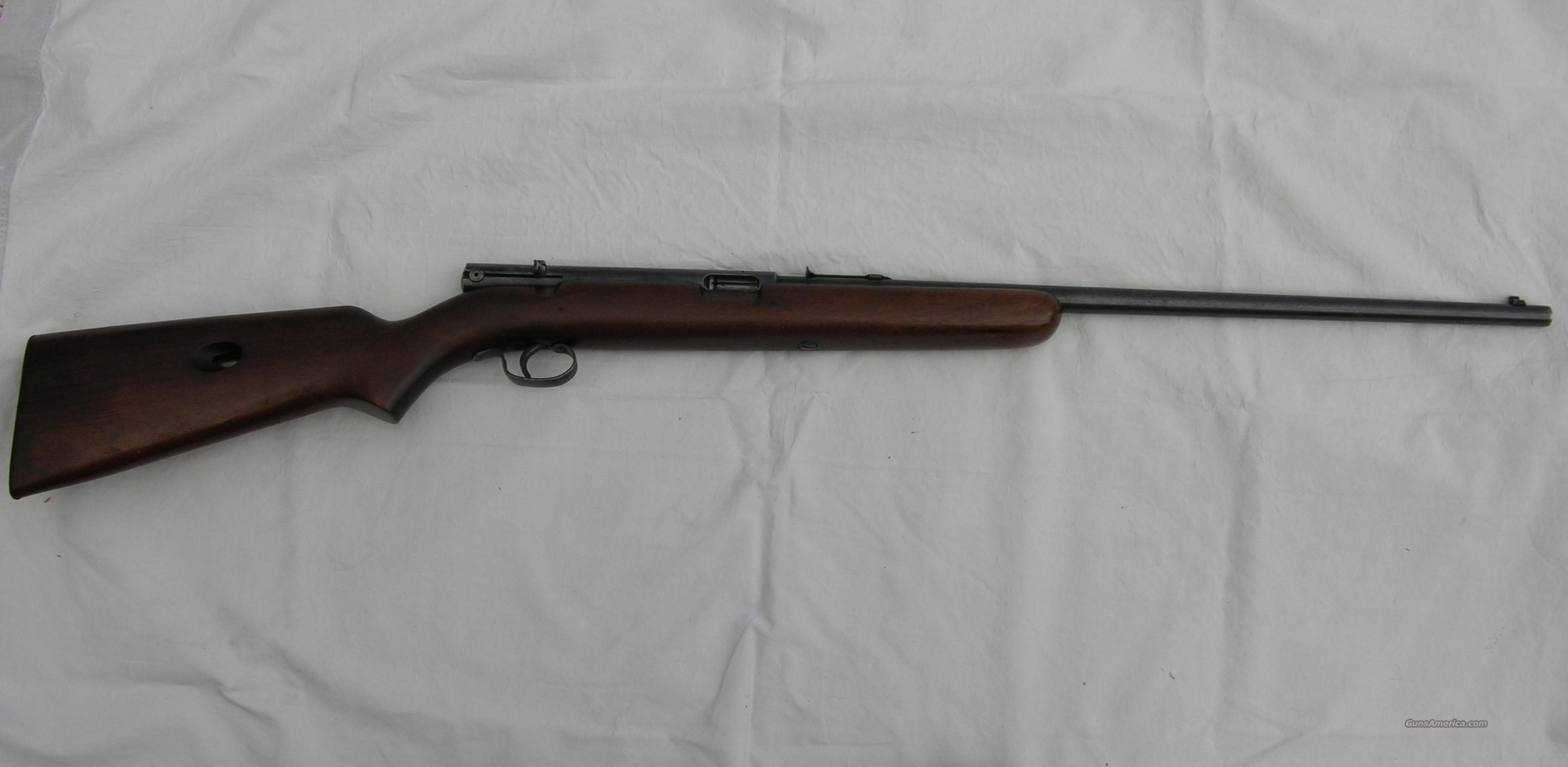 WINCHESTER M74 22LR  Guns > Rifles > Winchester Rifles - Modern Bolt/Auto/Single > Autoloaders