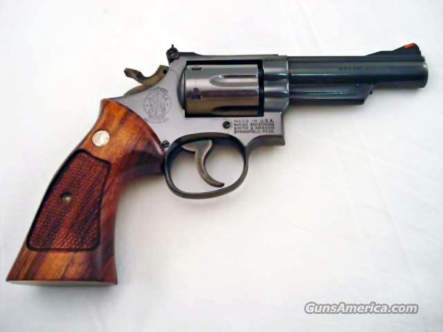 "S&W Model 19-4, 4"" Barrel - Pristine  Guns > Pistols > Smith & Wesson Revolvers > Full Frame Revolver"