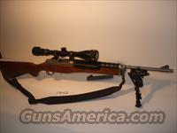 USED RUGER SS MINI 14 RANCH RIFLE / LIKE NEW  Guns > Rifles > Ruger Rifles > Mini-14 Type