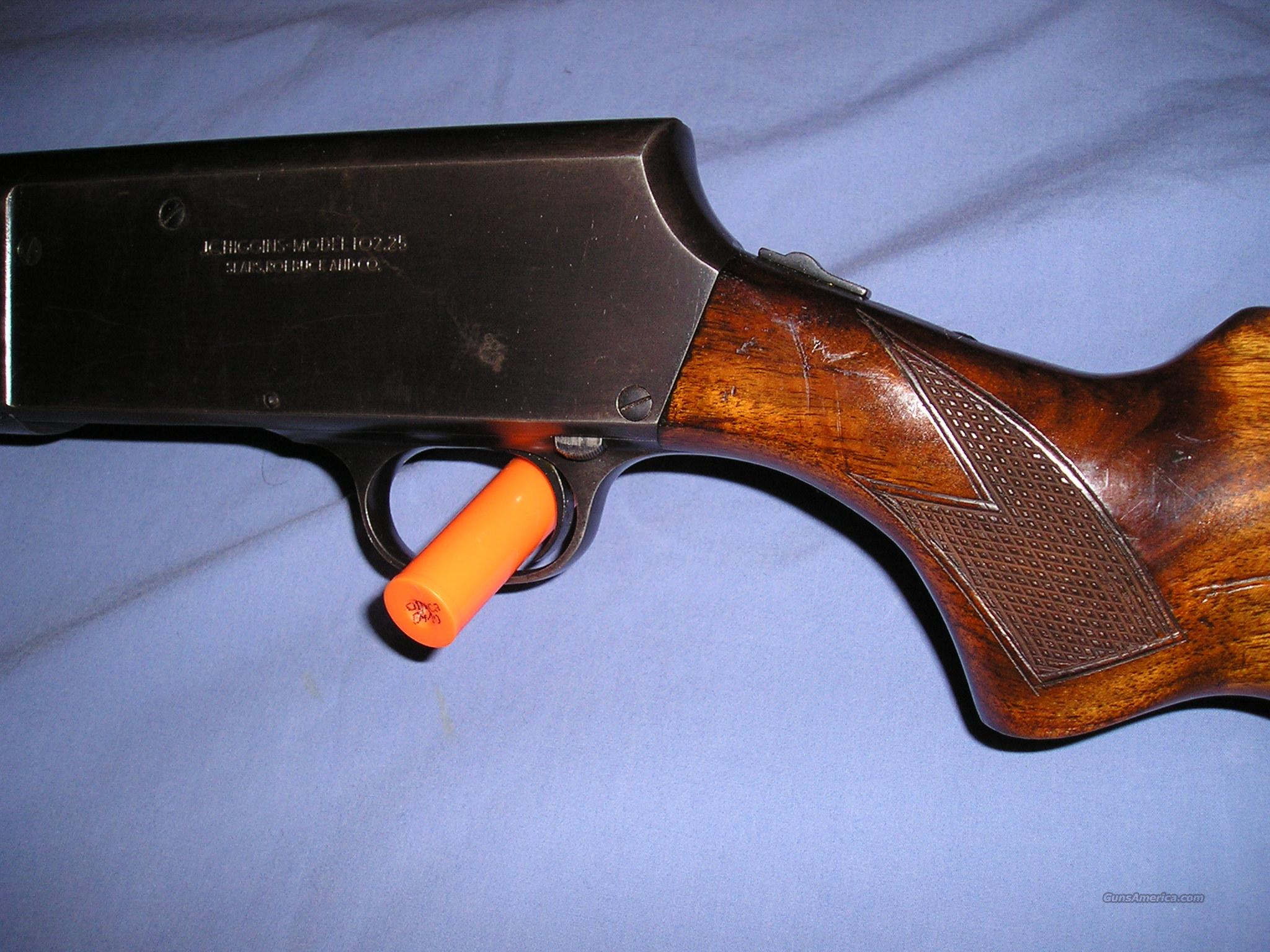 JC HIGGINS MODEL 102.25 - 12 GAUGE  Guns > Shotguns > JC Higgins Shotguns