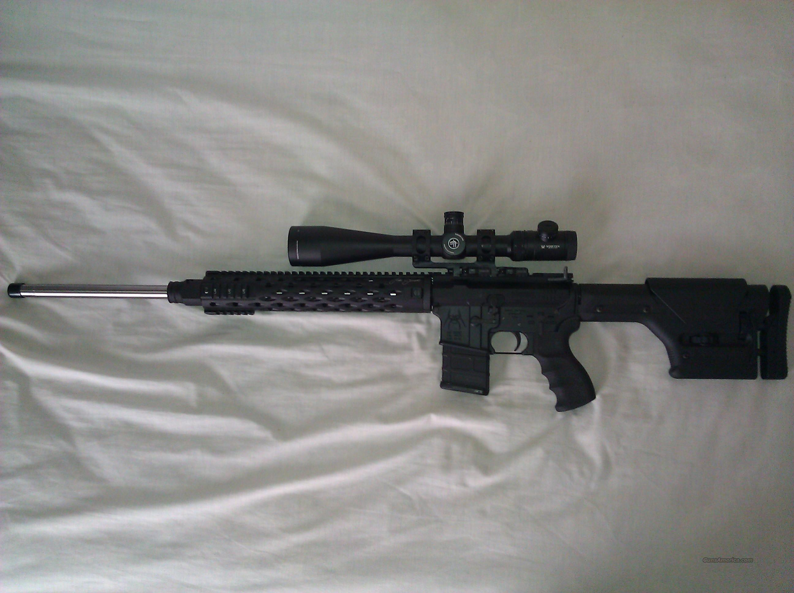 6.5 Grendel Long Range Precision AR-15  Guns > Rifles > AR-15 Rifles - Small Manufacturers > Complete Rifle