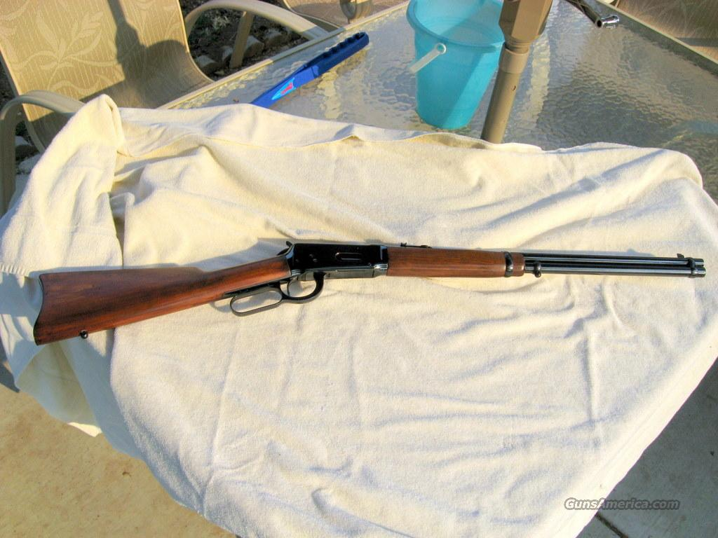 "Winchester Model 1894 .30WCF Saddle Ring Carbine 20"" (1907)  Guns > Rifles > Winchester Rifles - Pre-1899 Lever"