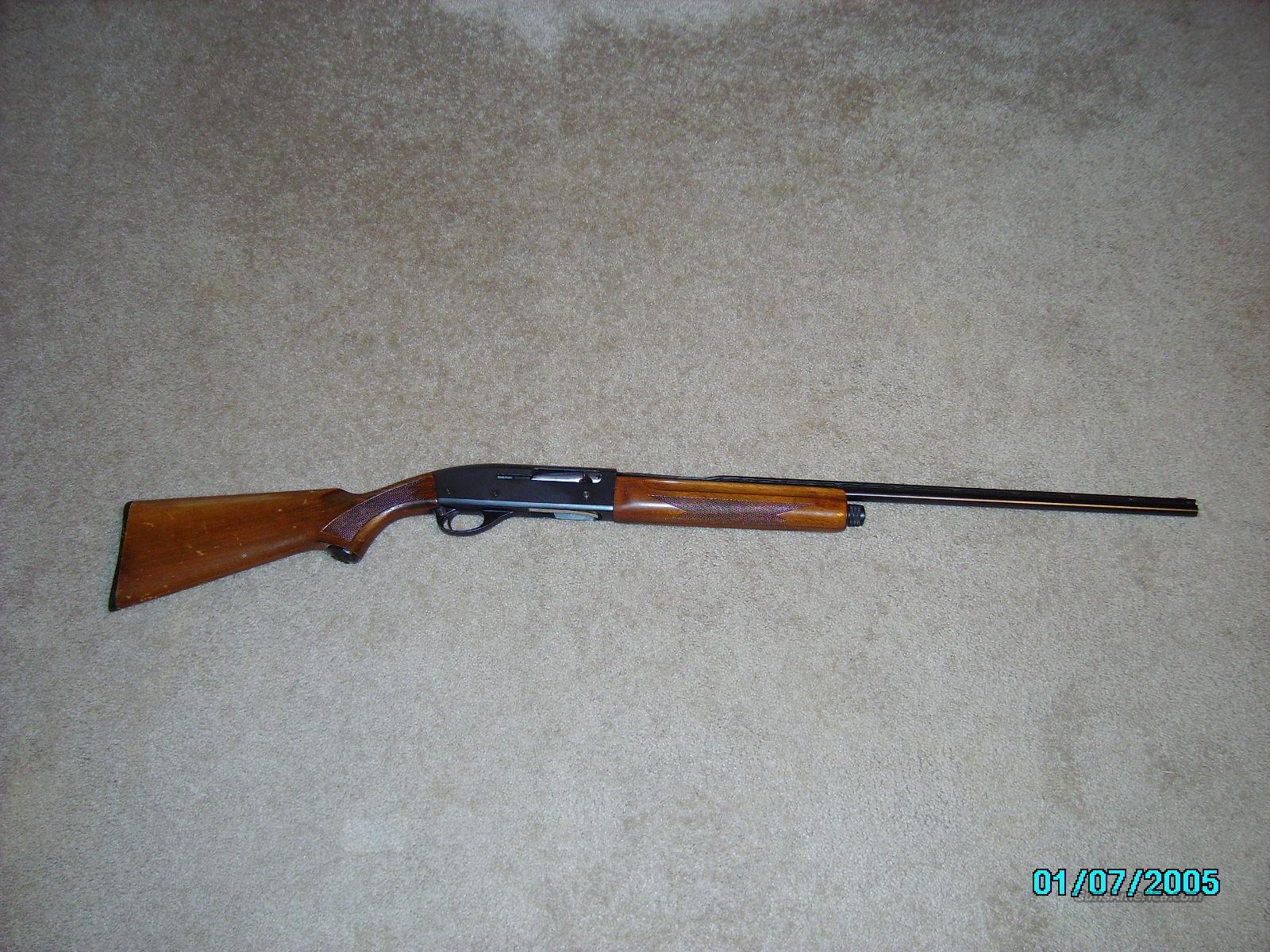 Remington 11-48  Guns > Shotguns > Remington Shotguns  > Autoloaders > Hunting