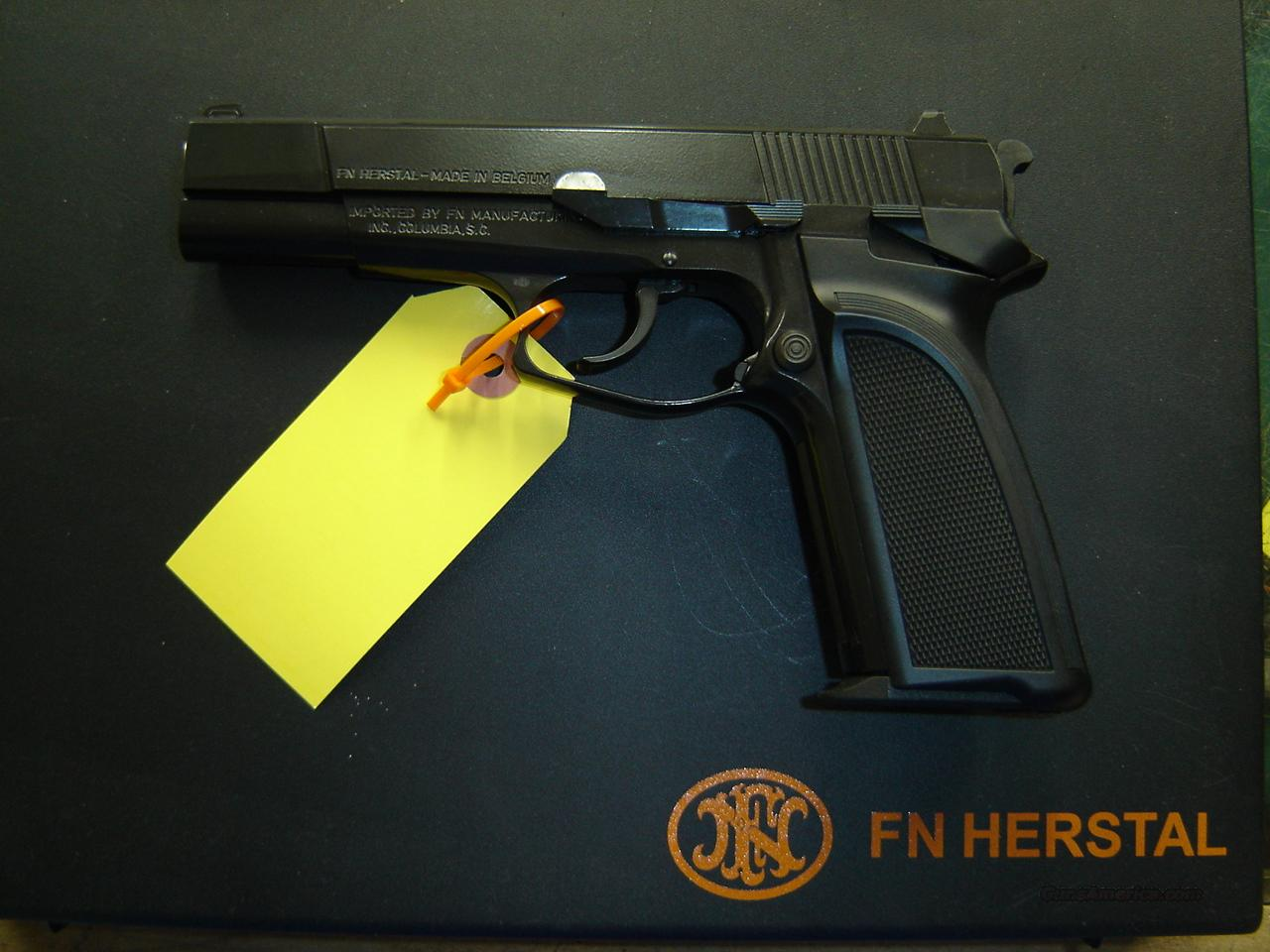 FN Herstal BDA9 **PRICE REDUCED**  Guns > Pistols > FNH - Fabrique Nationale (FN) Pistols > High Power Type
