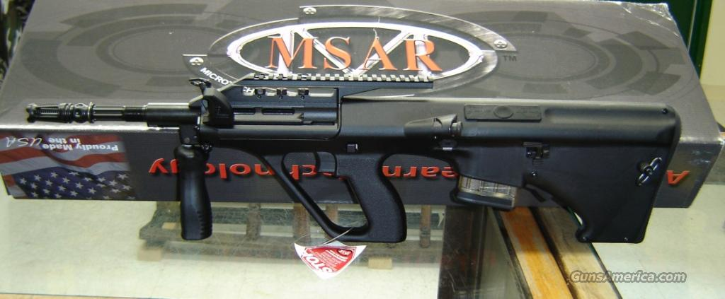 MSAR STG556 reduced price  Guns > Rifles > MN Misc Rifles