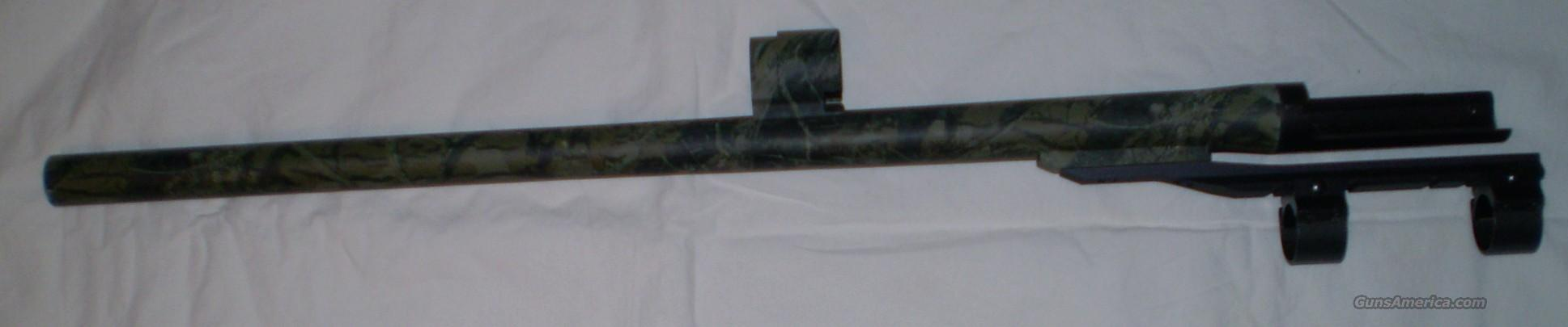 "Remington rifled slug barrel camo 2 3/4-3"" 1187  Non-Guns > Barrels"