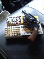 Colt Detective Special .38 1956  Colt Double Action Revolvers- Modern