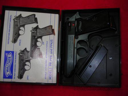 Walther PPK/s  Guns > Pistols > Walther Pistols > Post WWII > PP Series