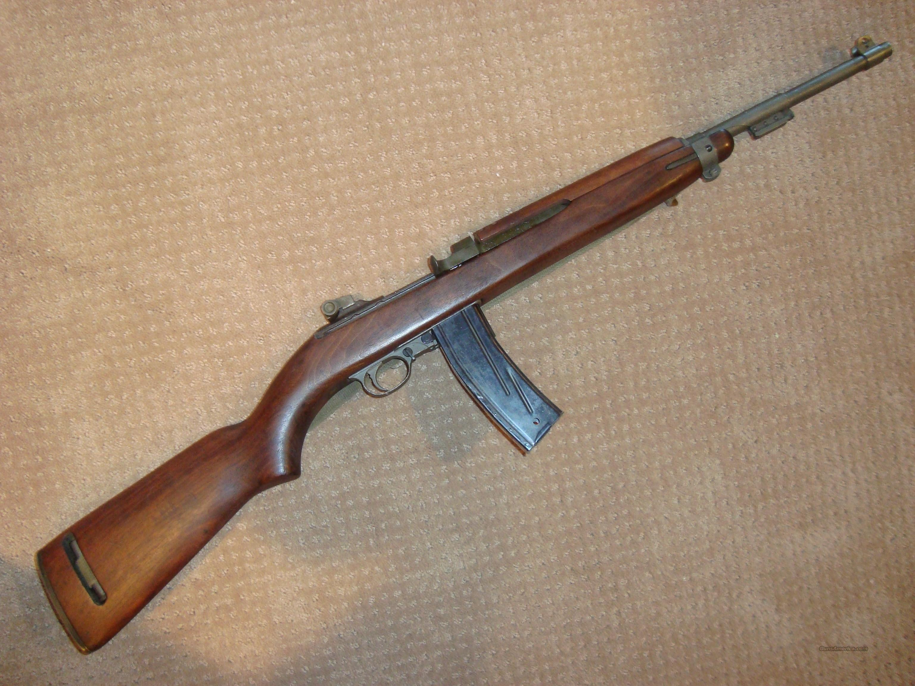 Like New Winchester M1 Carbine WW2 All Winchester Parts!  Guns > Rifles > Military Misc. Rifles US > M1 Carbine