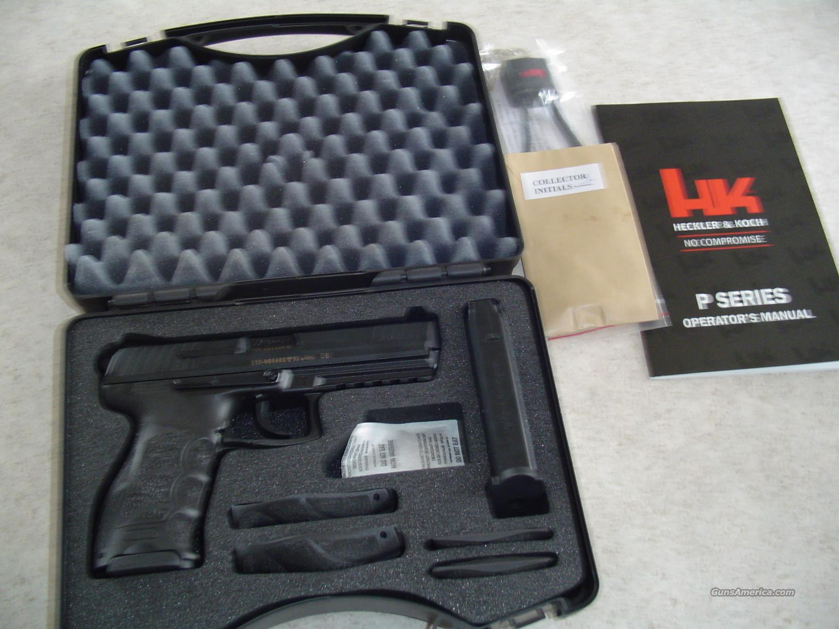 NEW IN BOX HK P30L WITH MANUAL  Guns > Pistols > Heckler & Koch Pistols > Polymer Frame