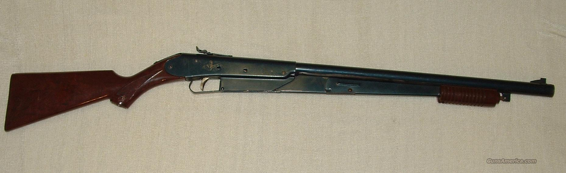 "Daisy Model 25 ""Electric Blue"" Extremely Rare  Non-Guns > Air Rifles - Pistols > Vintage"